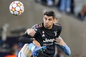 First-half blitz hands Juventus first win of the season