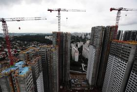 Construction firms working on HDB projects get more help