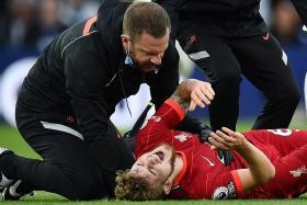 Harvey Elliott: Pascal Struijk's red card should have been overturned