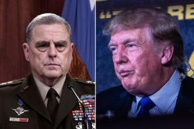 US top general secretly called China over fears Trump could spark war