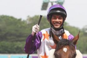 Jockey Zyrul Nor Azman is suspended for two race days.