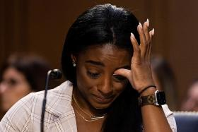 Biles blasts FBI, US officials for failing to act against sexual abuse