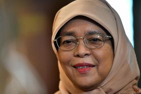 Those in social service must look out for one another: President