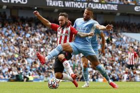 VAR in spotlight as Man City limp to goalless draw