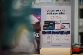 No reason to panic-buy ART kits, say distributors