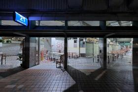 Marsiling Lane hawker centre, market closed as cases emerge