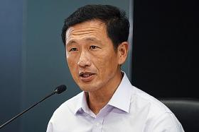 Fight against Delta variant is 'like a war': Ong Ye Kung