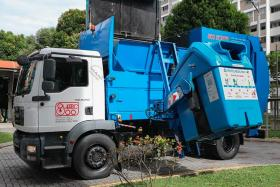 Food waste collection trial to start at selected HDB blocks