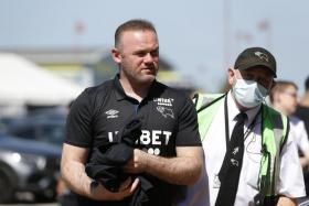 Wayne Rooney insists that he will do everything he can do get Derby County through this crisis.