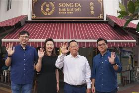 Bak kut teh eatery among local brands getting Made With Passion mark
