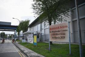 Pasir Panjang Wholesale Centre to be closed for three days