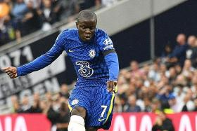 Kante tests Covid-19 positive, will miss Juve tie
