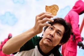 Lee Jung-jae in Squid Game