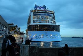 Passengers must be fully vaccinated to sail on Royal Caribbean