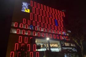 Gain City's flagship store at Sungei Kadut