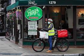 Food delivery services in US under fire over high commission rates