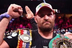 Fury: I'm the greatest heavyweight of my era