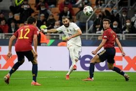 Benzema's unexpected turnaround continues: Richard Buxton