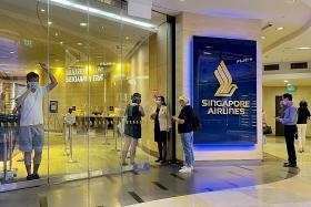 Singaporeans still keen to travel despite risks, higher costs