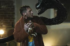 Movie review: Venom: Let There Be Carnage