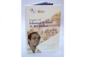 The E.W. Barker Commemorative Book.