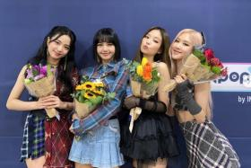 Blackpink's management agency said that the group had been weighing the matter for a long time.