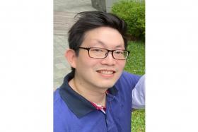 He seeks job boost with NTU's SGUnited Skills Programme course