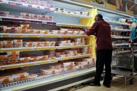Global economy caught in perfect storm as prices soar