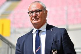 Nearing 70, Ranieri still relishing life in the fast lane