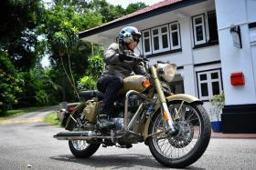Stunning Bullet Classic 500 is like riding a time machine
