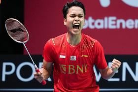Indonesia beat China to win first Thomas Cup since 2002