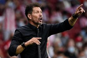 Simeone urges Atletico fans to recreate 2020 buzz