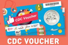 Each household will receive $100 in CDC e-vouchers.