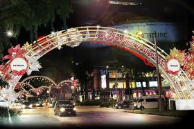 Bigger Orchard Road Christmas light-up to symbolise hope, resilience