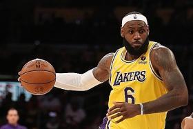 Load management not for me: LeBron James