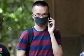 Ong Jing Xiang pleaded guilty to one count of harassment and another under the Computer Misuse Act.