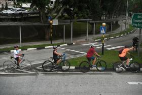 Fines for cyclists who flout traffic rules doubled to $150