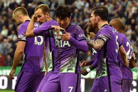 It's 'we go', not ego, for Nuno's Tottenham Hotspur