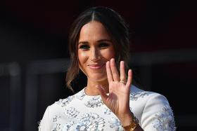 Meghan Markle pushes US Congress for paid family leave