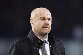Getting abused is part and parcel of being an EPL manager, says Dyche