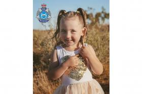 Australian police offer $1m for information on missing 4-year-old girl