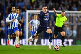 Phil Foden's versatility has seen him excel both in a central playmaking position and on the flanks.