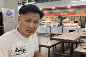 Thanks to viral post, more people going to ITE foodcourt