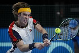 Rublev the fifth player to book ATP Finals berth