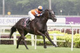 Hadeer travels well for Seow