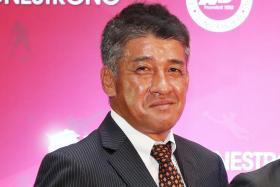 Kazuaki Yoshinaga.