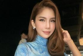 Cosmetics entrepreneur and influencer Nur Sajat was charged in January with insulting Islam by wearing women's clothing while hosting a religious event.