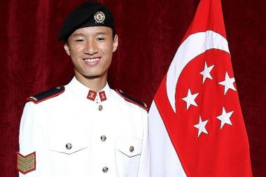 What happened in the deaths of the 2 SAF national servicemen
