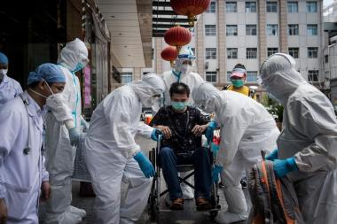 Wuhan film captures horror, humanity at Covid-19 ground zero