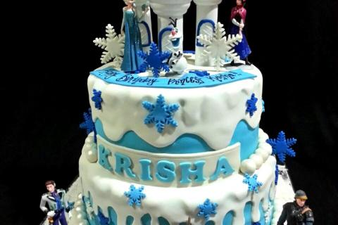 EXTRAVAGANT A Fairy Tale Inspired Design From SG Birthdaycakes PHOTO BIRTHDAYCAKES